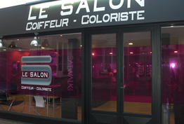 Le Salon Coiffeur Coloriste Soissons