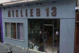 Atelier 13 Paris 09