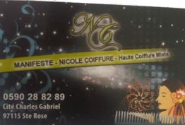 Nicole Coiffure Sainte-Rose