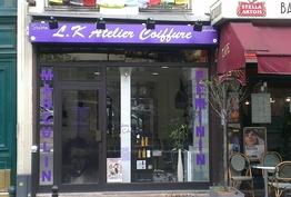 L.K Atelier Coiffure Paris 13
