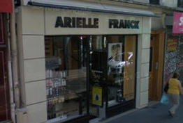 Arielle Franck Paris 14