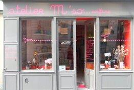 Atelier M'SO Paris 20