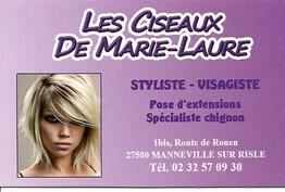Les Ciseaux de Marie-Laure Manneville-sur-Risle