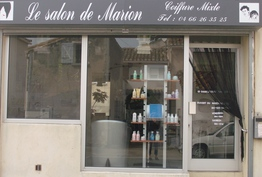 Le Salon de Marion Caissargues