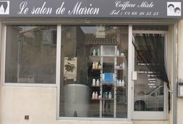 Le Salon de Marion Caissargues