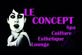Le Concept Coiffure esthetique et Spa Barjac