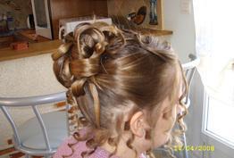 ô doux cheveux d' ange Vernantes