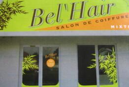 Coiffure bel'hair Soullans