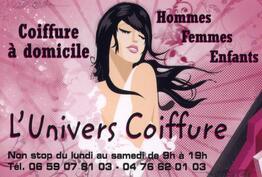 L'univers coiffure Saint-Martin-d'Hères