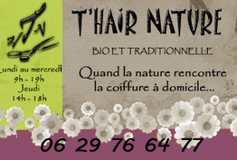 T'hair nature Urrugne