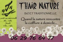 T'hair nature Urrugne