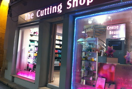 The cutting shop Antibes