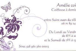 Amelie coiff' Saint-Ouen-du-Tilleul
