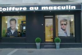 Coiffeur masculin barbier Paris 15