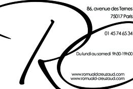Romuald Creuzaud Paris 17