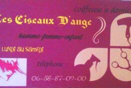 Les ciseaux d'ange Calonne-Ricouart