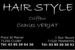 Hair Style Cluny