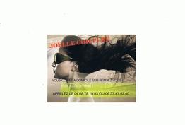 Joelle coiffure à domicile Caunes-Minervois