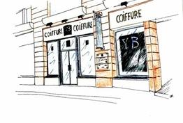 YB Espace Coiffure Onet-le-Château