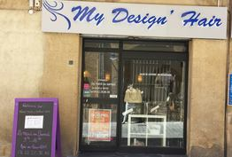 My design'hair Aix-en-Provence
