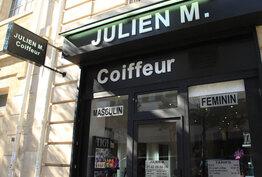 Julien M. Coiffeur Paris 10