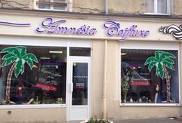 Amnésia Coiffure Bourbonne-les-Bains