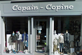 Copain Copine Chantilly