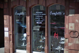 Confetti's Chaussures Forbach