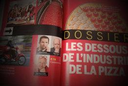 Les scandales des pizzas industrielles