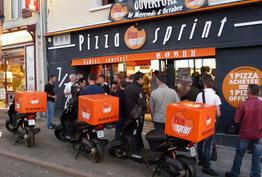 Pizza Sprint Parthenay