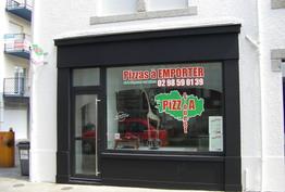 Pizz'à L'ouest Concarneau
