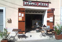 Chez Steph's Pizza Marsanne