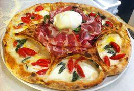 Tonito pizza La Châtaigneraie
