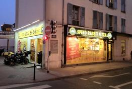 Speed Rabbit Pizza Saint-Maur-des-Fossés