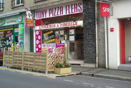 Tony Pizza Flers