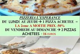 Pizzeria Grill L'esperance Bar-sur-Seine
