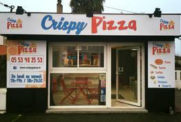 Crispy Pizza Bon-Encontre
