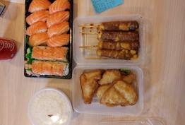 Premier Sushi Paris 09