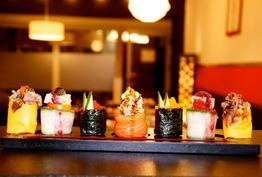 Wiki Sushi Bar Hyères