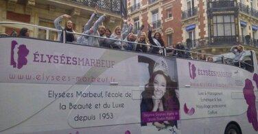 Élysées Marbeuf fête ses 60 ans!