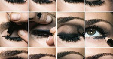 La folie du smoky eyes
