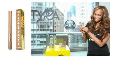 Tyra Banks dévoile sa première ligne de maquillage