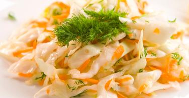 Recette de coleslaw maison