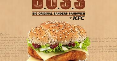 Le B.O.S.S. de chez KFC