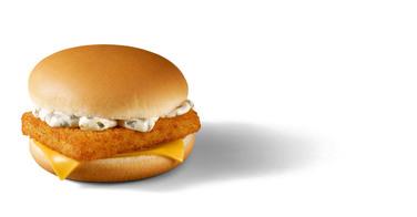 Le Filet o Fish de chez Mc Donalds