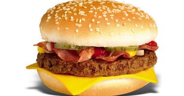 Le Royal bacon de chez Mc Donalds