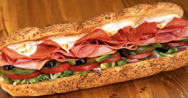 Le Sub spicy italien de chez Subway
