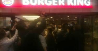 Burger King boude la viande française