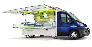 Sodebo lance son food truck