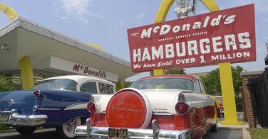 Mc Donald's, meilleure chaîne de restauration à emporter 2013